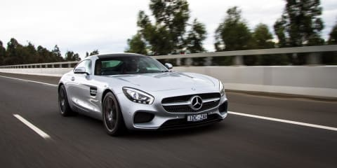 Mercedes-AMG GT recalled for drive shaft fault