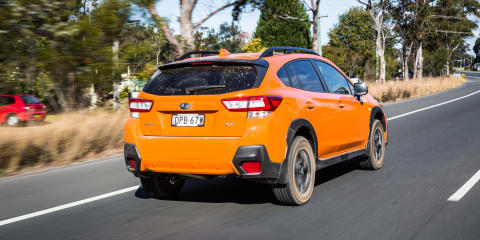 Subaru Forester and XV hybrid destined for Australia