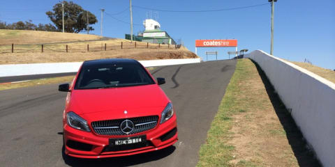 2013 Mercedes-Benz A250 Review