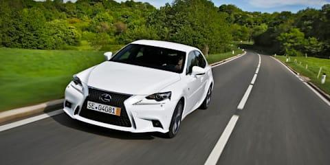 Lexus IS200t :: Car maker files trademark for turbo sedan - report