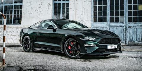 Ford Mustang Bullitt coming to Australia, here in October