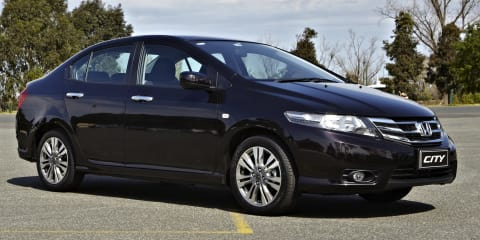 2012 Honda City: new look, lower price for light sedan
