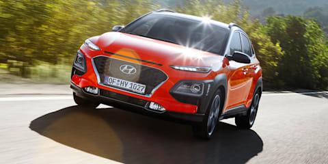 Hyundai Kona adds diesel option in Europe, not for Oz