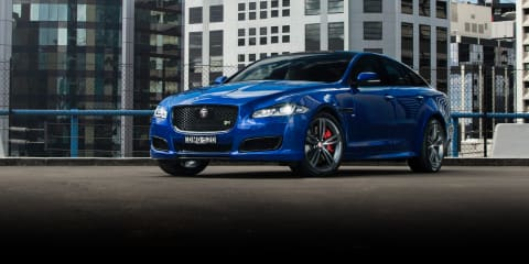 2017 Jaguar XJR review
