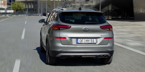2019 Hyundai Tucson to offer 48V mild-hybrid option – UPDATE