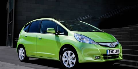 Honda Jazz Hybrid coming to Paris (4.4L/100km)