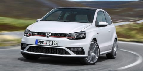 2015 Volkswagen Polo GTI :: first-time adjustable suspension not for Oz