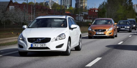 Volvo autonomous driving pilot project to reach public roads by 2017