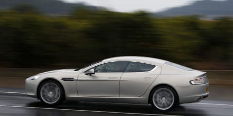 Aston Martin Rapide Review - Day 2