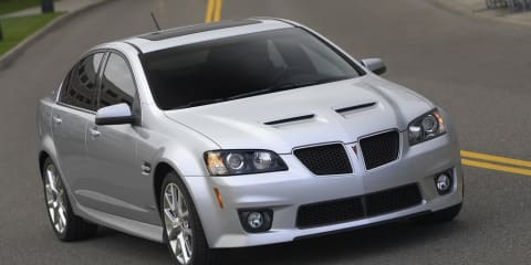 Pontiac move won't affect Holden