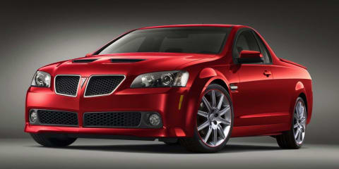 GM hoses down Holden Commodore Sportwagon, Ute export rumours