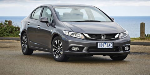 Honda Civic sedan price cut to $18,490