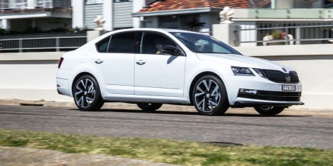 2019 Skoda Octavia 110TSI Sport sedan review