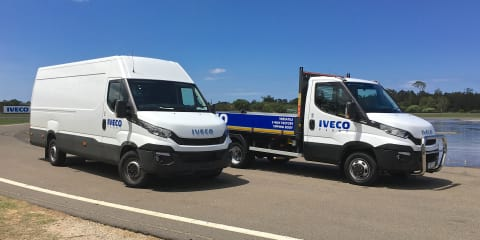 2014 Iveco Daily Van and Cab Chassis recalled for airbag fix