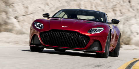 2019 Aston Martin DBS Superleggera revealed