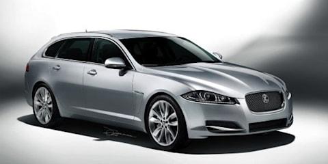 Jaguar XF Sport Break Estate confirmed by head Jag designer