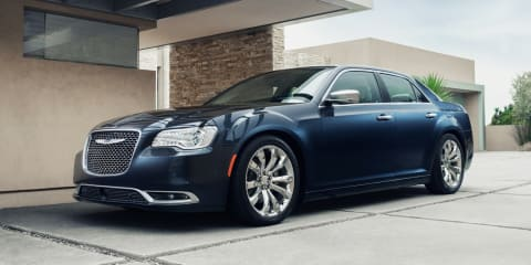 Chrysler 300: next-generation model may lose gangster look