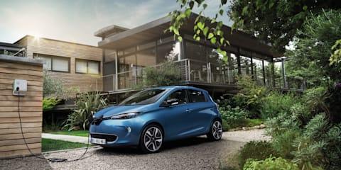 Nissan Leaf and Renault Zoe to share new EV platform