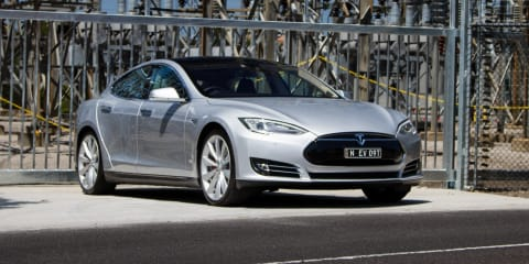 2016 Tesla Model S facelift to feature new seats, styling revisions - report