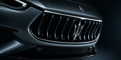 Maserati debuts the 2021 Ghibli Hybrid, its first-ever electrified model