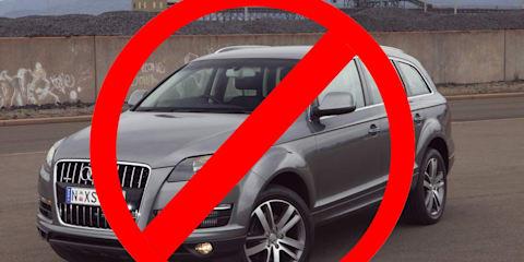 Paris to ban SUVs: report