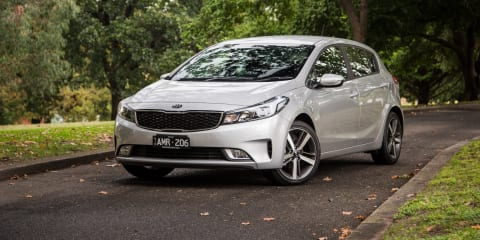 2017 Kia Cerato Sport hatch review