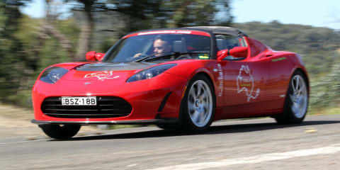 Tesla Roadster Sport 2.5 Review