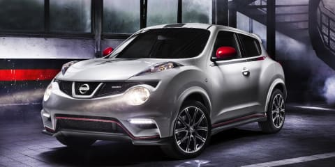 Nissan Juke Nismo: sports crossover confirmed for production