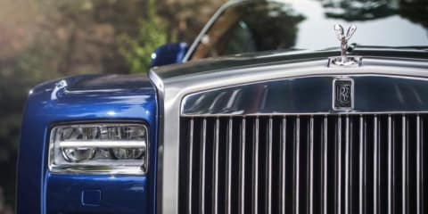 Rolls-Royce officially confirms development of all-new aluminium 'SUV'