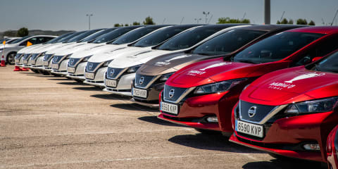 Nissan Leaf Review Specification Price Caradvice
