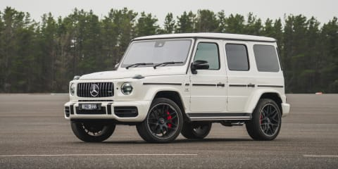 2018-2019 Mercedes-AMG G63 recalled due to child-lock symbol