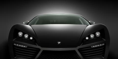 New Fenix supercar teaser pics released