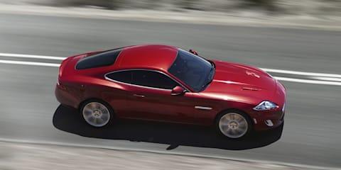 2012 Jaguar XK Road Test Preview