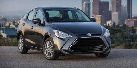 2016 Scion iA revealed