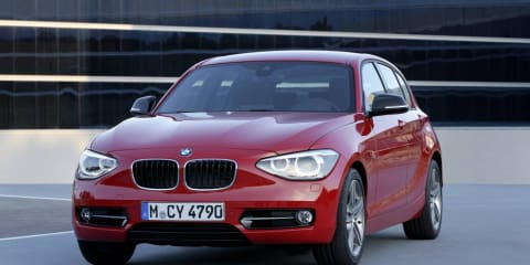 2012 BMW 1 Series priced from $36,900 in Australia