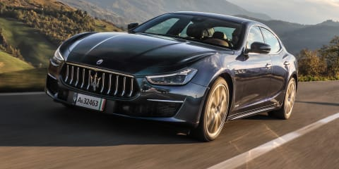 2021 Maserati Ghibli price and specs: New tech, updated styling met with price changes