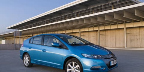 Honda Insight tops hybrid sales in Europe