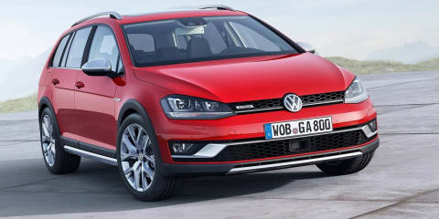 Volkswagen Golf Mk8 to spawn new compact SUV - report