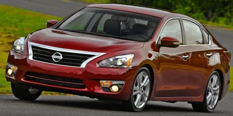 Nissan Altima: 123,308 US vehicles recalled with spare tyre issue