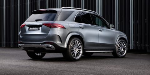 2019 Mercedes-Benz GLE pricing and specs