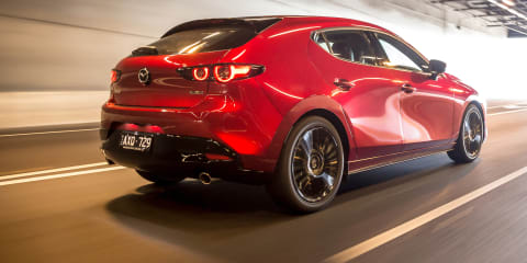 2020 Mazda 3 X20 Astina Skyactiv-X M Hybrid review