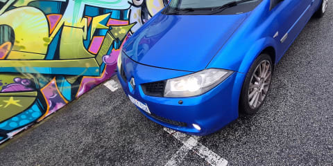 2004 Renault Megane Sport review