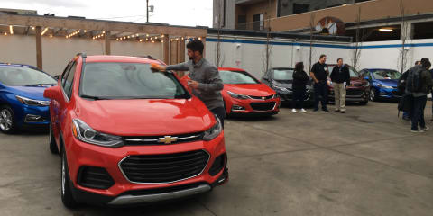 2017 Holden Trax review: Quick drive