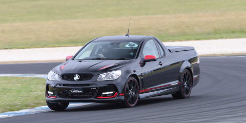 2017 Holden Commodore Magnum, Director and Motorsport are level 3 track-certified