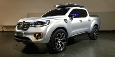 Renault Alaskan:: Australia arm talks ute plans