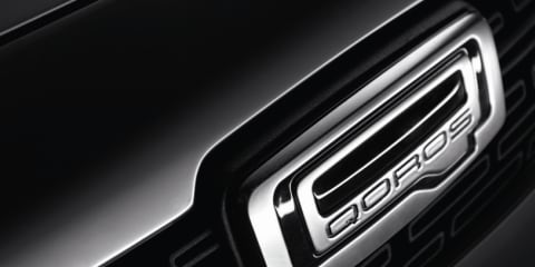 Qoros: new luxury Chinese car brand to debut at Geneva