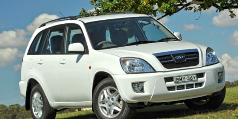 Chery J11 recalled over potential fire risk
