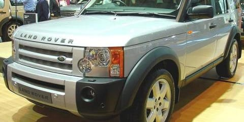 Land Rover Discovery 3 Breather Pipe Recall