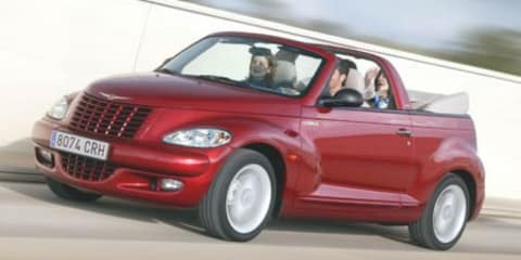 Chrysler PT Cruiser Cabrio (convertible)