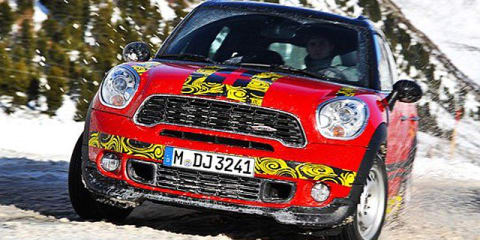 2012 MINI Countryman JCW could hit Australia by the end of next year